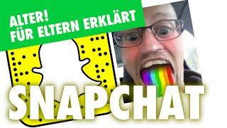Was ist #Snapchat? #TUTORIAL Für Eltern erklärt – Andreas' authentische Alltagsabenteuer 31