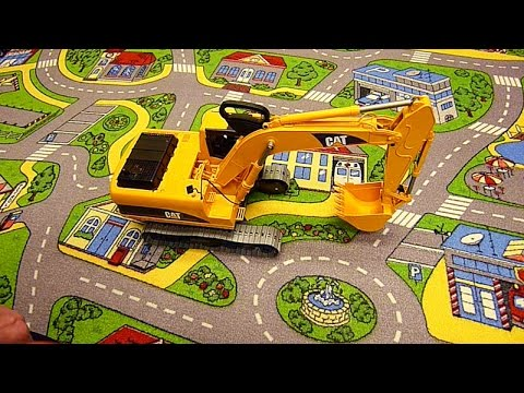 Машина Bruder Scania бетономешалка Yellow-Blue 03-554