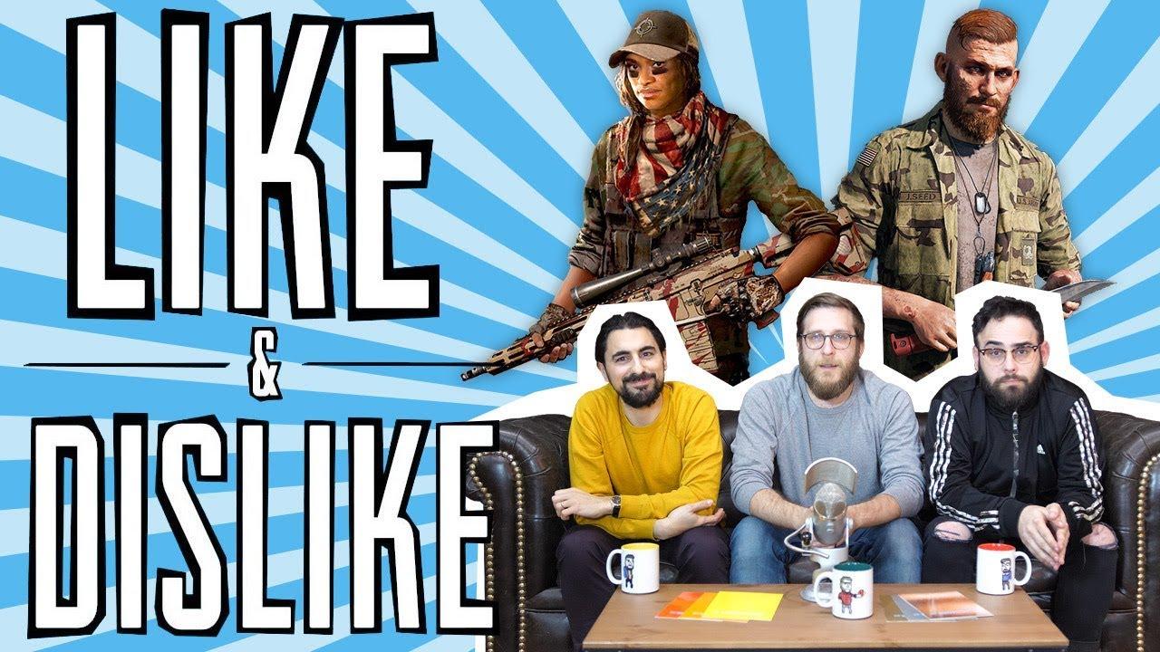 LIKE & DISLIKE: Far Cry 5 y poco más, la verdad