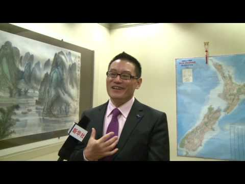 XinHua News Interview :New Zealand Chinese Language Week