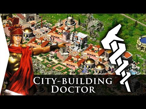 Caesar III ► How to Raise Prosperity on Lugdunum? Villas! - [City-building Doctor]