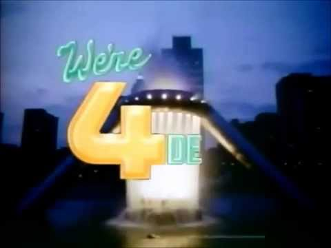 "1979 WDIV Detroit ""We're 4"" Promo featuring Lou Whitaker, Ernie Harwell, Trevor Francis"