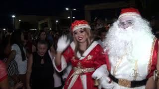 Abertura do Natal de Amor e Luz em Jaguaribe - Prefeito Zé Abner