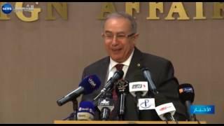 زيارة الصحفي الاسرائيلي للجزائر تفتح باب جهنم على الحكومة وتجرّ لعمامرة إلى البرلمان