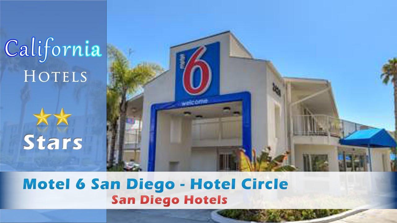 Motel 6 San Go Hotel Circle Hotels California