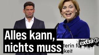 Neues von Gülle-Ministerin Klöckner