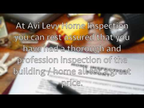 Home Inspection Service Avi Levy Silver Spring, MD | Home Inspection