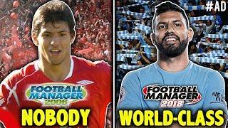 10 Football Manager Wonderkids Who Became Legends!