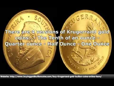 Gold Series : Buying Krugerrand Gold Bullion Coins