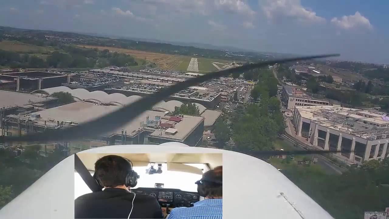Aeroporto Urbe : Service station e centro manutenzione elicotteri aeroporto dell