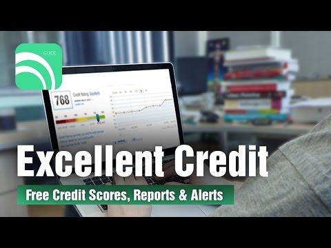 (Web) Credit Karma - Excellent Credit