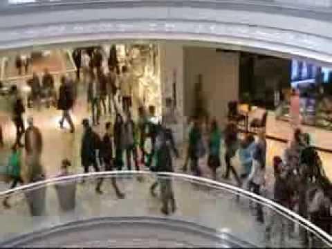 Flashmob in den Oldenburger Schlosshöfen