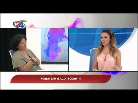 Македонија денес - Родители и адолесценти
