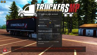 How to Install TruckersMP in ETS2 and ATS || Play Multiplayer in ETS2 & ATS || RJ Solution