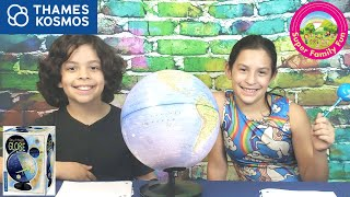Funny Infomercial Thames and Kosmos  | Day & Night Globe  | Super Family Fun