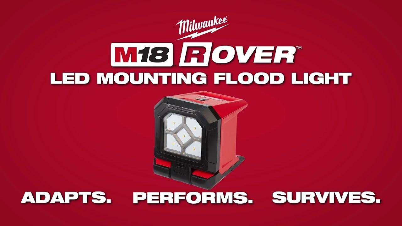 Milwaukee Led Flood Light