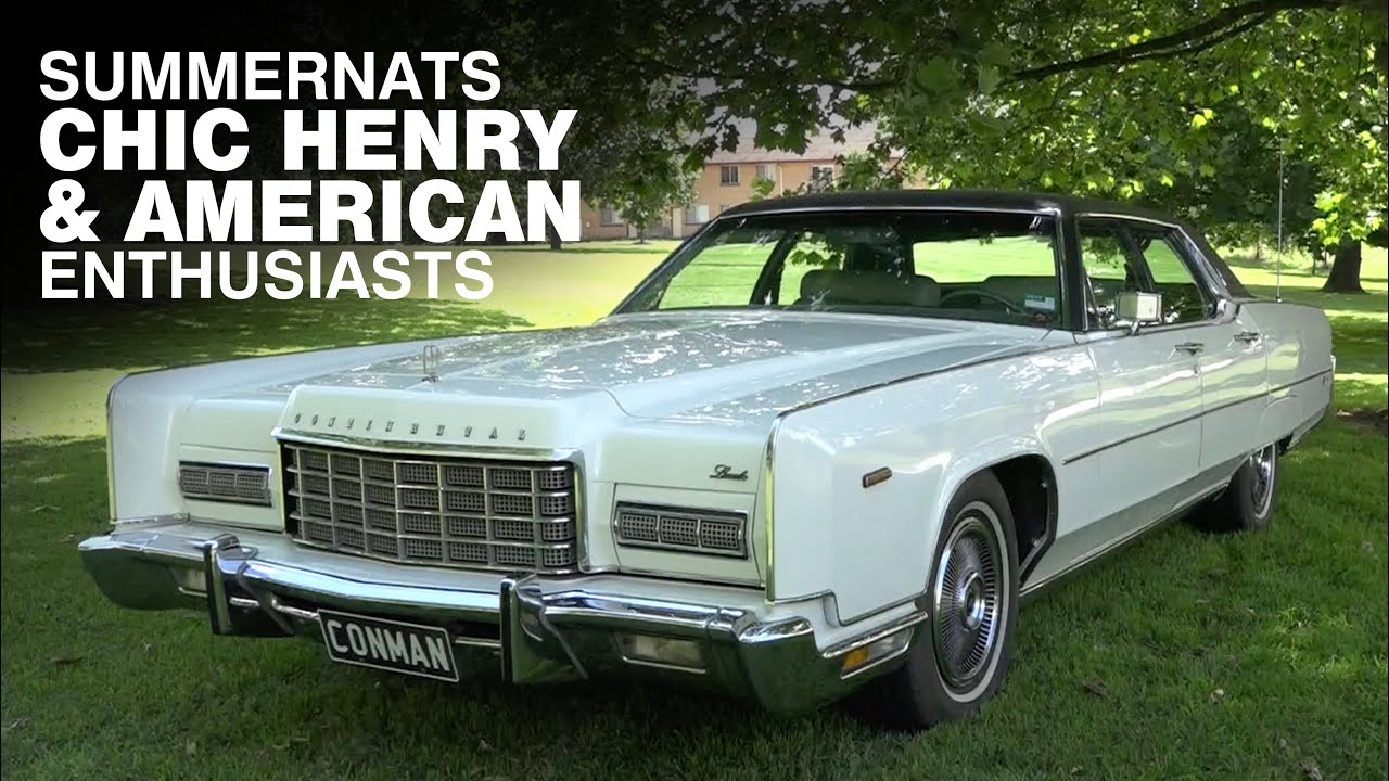 Summernats Chic Henry & ACT American Enthusiasts: Classic Restos - Series 46