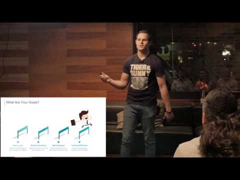 How To Create A Video Content Strategy (Speaker: Jake Kay-Lawson)