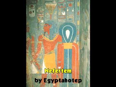 EGYPT 244 -ANHUR,GEB,NEFERTEM,SHU, & TATENEN *Egyptian Gods IV*(by Egyptahotep)