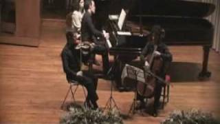 Schubert Trio in Si bem. Magg. op.99 D 898 - David Trio - 1/5