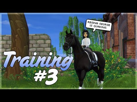 Let's Train Together #3 + Talking About MEAN GIRLS / Spill The Tea Series || Star Stable Online