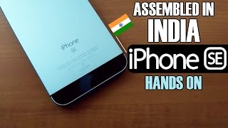 "Apple iPhone SE ""Assembled in India"" Unit 2017 