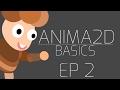 Anima 2D Basics (EP.2) Tutorial - Settin
