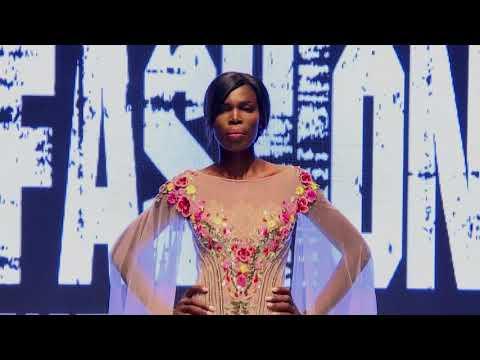 Mona Al Mansouri- Emirati @ International Fashion Week Dubai Season 5