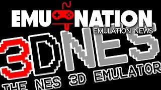 EMU-NATION: The 3DNES Emulator, CEMU 1.5.3, GameEX an Doosra... THIS IS BIG!