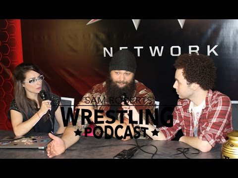 Bray Wyatt - Husky Harris, Crafting Promos, Dumb Interviews, etc - w/Sam Roberts & Katie Linendoll