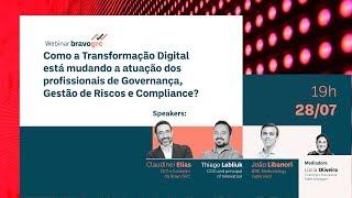 Como a Transformação Digital está mudando a atuação dos profissionais de GRC?