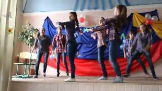 видео Современный танец в школе январь 2016