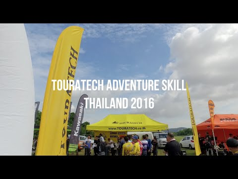 "RIDE WITH ME - TOURATECH ADVENTURE SKILL THAILAND 2016 ""The Road To Rallye"" (Lopburi-Chaiyaphum)"