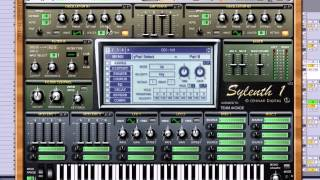 TUTORIAL HOW TO MAKE A DAFT PUNK STYLE ARPEGGIATOR IN SYLENTH IN ABLETON LIVE