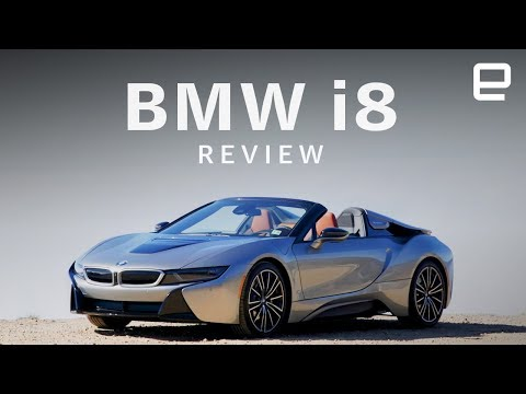 BMW i Review: Hybrid Supercar from the Future