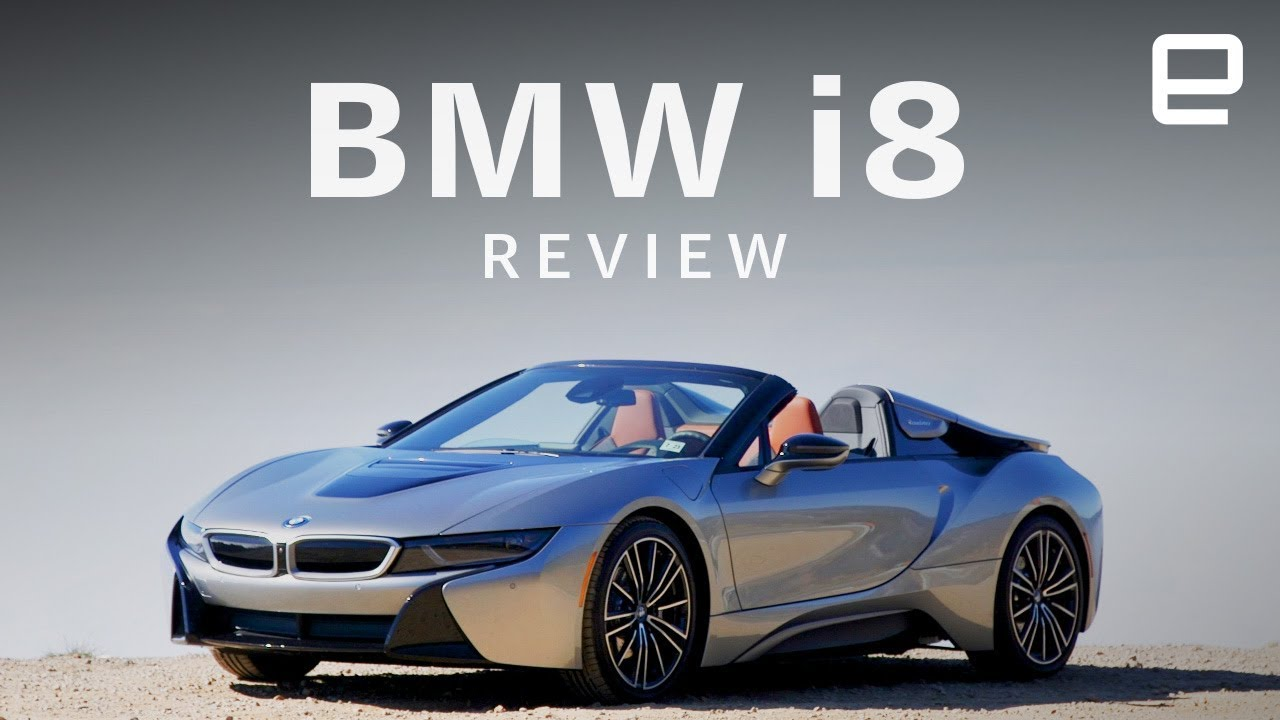 2019 bmw i8 review  hybrid supercar from the future