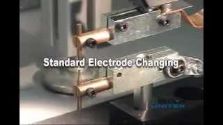 Proper way to change electrodes for resistance spot welding. WEBSIT...