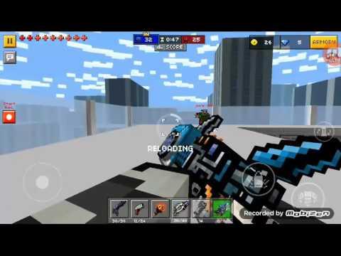 Pixel Gun 3D BÖLÜM #1