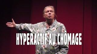 Franck Lepage hyperactif au chômage