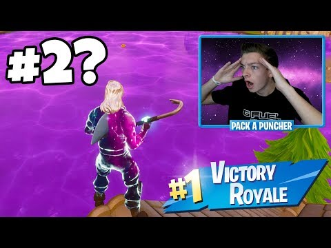 🔴 FORTNITE CUBE VOLCANO EVENT RIGHT NOW AT LOOT LAKE!? Cube Event #2 ! Fortnite Battle Royale