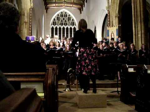 Away in a Manger - Richard Huish Choir