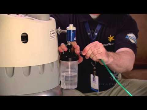 Ch 4: Liquid Oxygen Stationary Units Setup