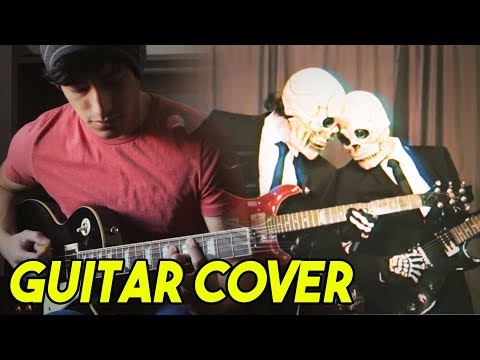 Gerard Way - Baby You're A Haunted House (Guitar Cover) Mp3