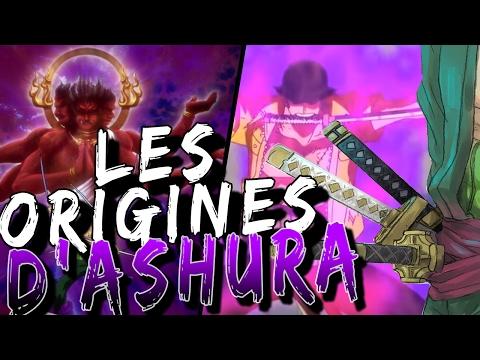 Les Origines d'Ashura, la technique suprême de Zoro