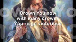 Worthy is the Lamb by Hillsong with lyrics thumbnail