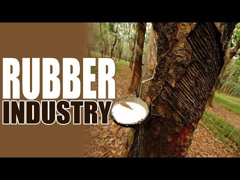The Rubber Industry | History Of Rubber - Amazing Documentary TV