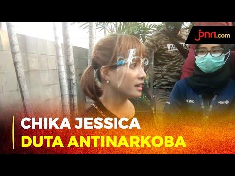 Dinobatkan Jadi Duta Anti Narkoba, Chika Jessica Punya Tugas Baru