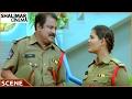 Blade Babji Telugu Movie | Comedy Scene Between Dharmavarapu Subhravanayam & Allari Naresh