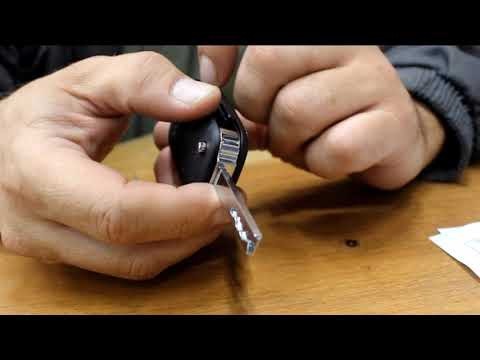 KIA замена батарейки в ключах. KIA CEED CERATO SOUL