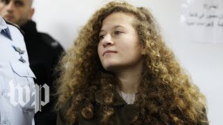 Who is Ahed Tamimi?
